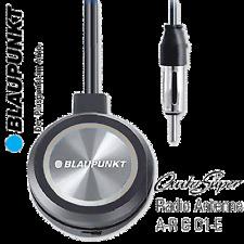 TOP Autoantenne mit Verstärker Blau beleuchtet Klebeantenne FM AM UKW  Blaupunkt