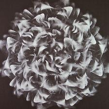 R estampado mediante serigrafía modernista de mediados de siglo Zaha arte abstracto geométrico Hadid galería Op