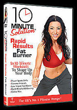 10 Minute Solution: Rapid Results Fat Burner [DVD]