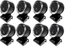 "4 Pairs of New Quantum Audio QS1TW 300 Watts 1"" Directional Mount Car Tweeters"