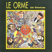 Ad Gloriam [Butterfly] by Le Orme (CD, Sep-2000, Butt)
