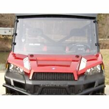 12-15 Polaris Ranger 900 XP Clear Full  Windshield.1/4 THICK Polycarbonate!