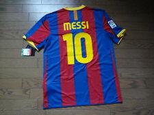 FC Barcelona #10 Messi 100% Original Jersey Shirt L 2010/11 Home Still BNWT