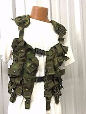 40MM LBV-88 TACTICAL LOAD BEARING VEST IIFS US ARMY USMC MILITARY USGI WOODLAND