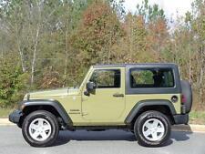 Jeep : Wrangler Sport X
