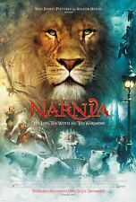 The Chronicles of Narnia Original S/S 1 Sheet Rolled Movie Poster 27x40 NEW 2005