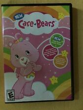 CARE BEARS MUSIC VIDEO, ANIMATED SERIES THE ALL POWERFUL MR BEASTLY & GAME NEW