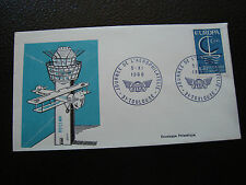 FRANCE - enveloppe 5/11/1966 (journee de l aerophilatelie) (cy83) french