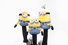 Custom Made Minions Golf Headcover (1 set of 3)
