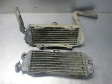 1995 KTM 250MX 250 MX Radiator Left Right and Cap WRC22