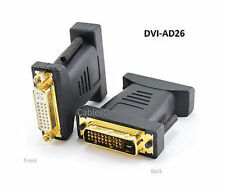M1-D (P&D) Male to DVI Female Video Projector Adapter, CablesOnline DVI-AD26
