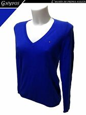 MAGLIONE DONNA TOMMY HILFIGER TG. M - WOMAN'S JUMPER SWEATER  #872