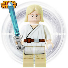 LEGO Star Wars Minifigures - Luke Skywalker c/w Lightsaber ( 8092 ) Minifigure