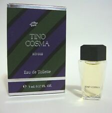 TINO COSMA POUR HOMME MEN MINI PERFUME EDT 5 ML /.17 OZ NIB