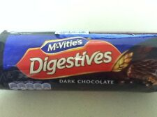 332gram PACK OF MCVITIES DARK CHOCOLATE DIGESTIVE BISCUITS - BRITISH CHOCOLATE