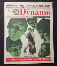1958 Aug THE DYNAMO Movie Magazine FN 6.0 The Fiend That Walked The West