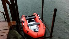 inflatable boat- super high quality 1.2mm  NEW IN BOX ( one in pic is mine, )