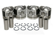 Engine Piston+Pin+Ring Set For Mitsubishi L200 B40 2.5DID 4D56U Upto 07/09 NEW
