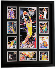 New Kobe Bryant Signed LA Lakers Limited Edition Memorabilia