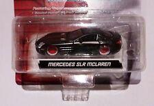 Maisto  Custom Shop Mercedes SLR Mclaren schwarz met. in 1:64 Neu & OVP