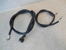09 Honda ST1300 A / BATTERY CABLES