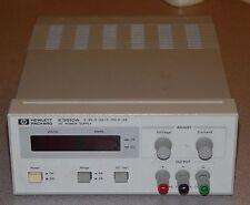 HP / Agilent E3610A Power Supply, two modes: 0-8V 0-3A  / 0-15V 0-2A