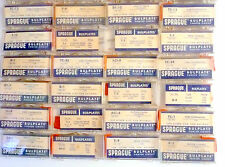 New Old Stock * Sprague RESTISANCE CAPACITOR NETWORK RCN DEAL #1 - 40 pieces $75
