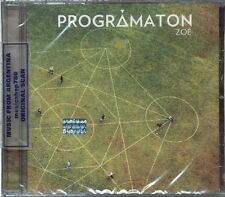 ZOE PROGRAMATON SEALED CD NEW 2013