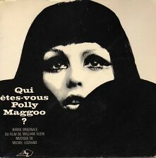"""MICHEL LEGRAND QUI ETES-VOUS POLLY MAGGOO ? FRENCH ORIG OST EP 45 PS 7"""""""