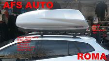 BOX AUTO  PORTAPACCHI  G3 KRONO 480 LT+BARRE RENAULT MEGANE SPORTOUR ANNO 2011