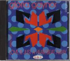 Gloria Gaynor - Love Is Just A Heartbeat Away - CDM - 1995 - Eurodance Digidance