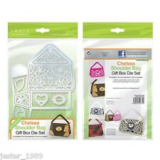 Tonic Studios - Chelsea Hand Bag Gift Box Die Set 764E - Free UK P&P