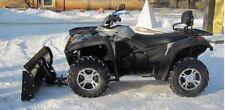 MASSIVES Schneeschild 150 cm 4x4 Quad ATV Schneeräumschild komplett Set