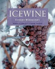Icewine: Extreme Winemaking-ExLibrary