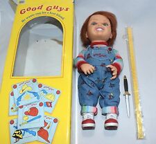 """Chucky 12"""" Dream Rush Doll Child's Play 2 Good Guy angry face Toy Figure USED"""