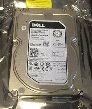 "DELL ENTERPRISE 4TB 7.2K SAS 12G 3.5"" HARD DRIVE YXG4K ST4000NM0025 1V4207-150"