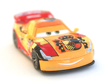 Disney Pixar Cars 2 Diecast 1:55 NEW LOOSE Miguel Camino No Store Package USA