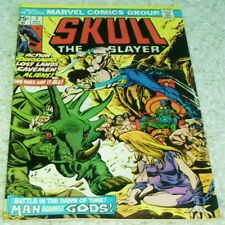 Skull the Slayer 2, NM- (9.2) 1975, 50% off Guide!