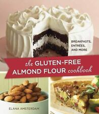 The Gluten-Free Almond Flour Cookbook WT64209 SIGNED by Elana!