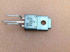 1 PC. 2sb1018 2sb1018-o Toshiba PNP TRANSISTOR 100v 7a to220i NOS