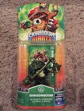 Skylander Giants Exclusive Metallic Shroomboom - New in package