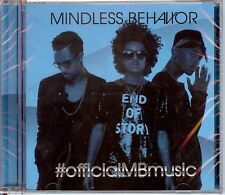 MINDLESS BEHAVIOR  #officialMBmusic  New Sealed R&B CD  June 24, 2016 release