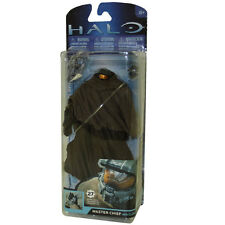 McFarlane Toys Action Figure - Halo  - MASTER CHIEF with CLOAK - New in Package