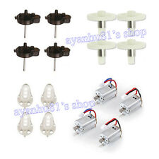 4Pcs Motor Main Stand Motor Cover Gear Spare Part for Syma X8C X8W RC Quadcopter
