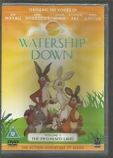 WATERSHIP DOWN Vol 1 The Promised Land UK R2 DVD sealed