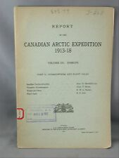 Canadian Arctic Expedition 1913-18 Volume III Insects Part G 1919 Plant Gall