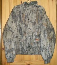 Woolrich Reversible Woodland Camouflage & Drab Olive Insulated Coat, Mens L