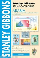 STANLEY GIBBONS COMMONWEALTH STAMP CATALOGUE - ARABIA 1st Edition