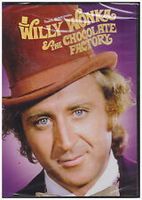 WILLY WONKA (DVD, 2013, 40th Anniversary Edition, Widescreen) NEW
