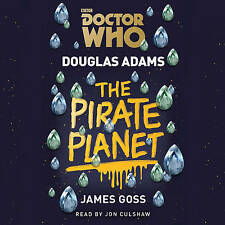 Doctor Who: The Pirate Planet: Novelisation by Douglas Adams Audiobook CDs